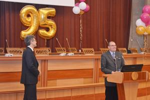 Теплые слова звучали от представителей библиотек, архивов, музеев Беларуси и зарубежных гостей