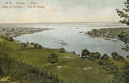 1900-е годы Днепр