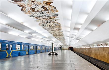 Станция Минская