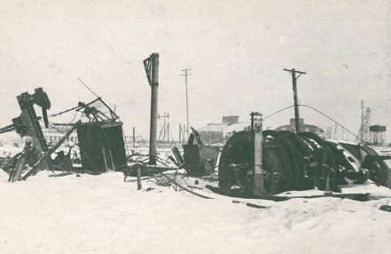Строительство метро с 1938 по 1941 год