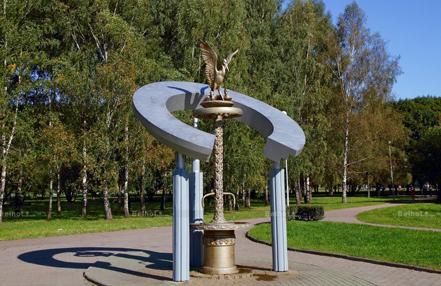 Памятный знак Ахвярам Чарнобыля в Минске