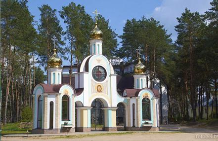 Лавришевский Свято-Елисеевский монастырь