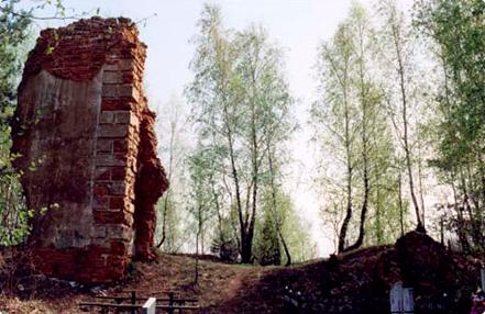 Руины церкви Святого Николая фото