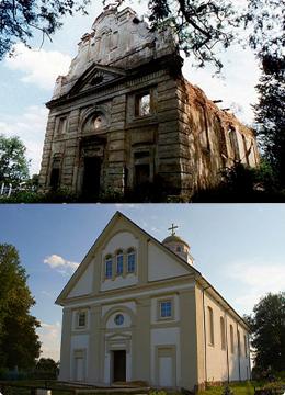 Церковь. Сёмков городок