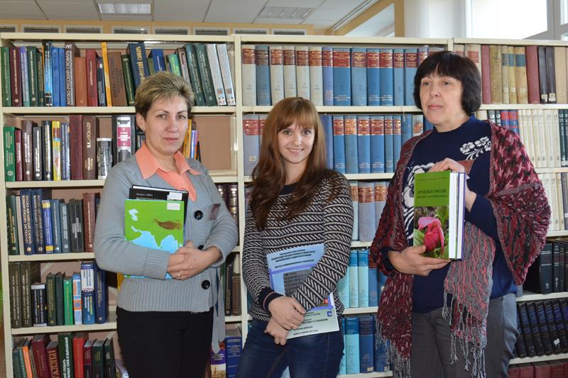 Отдел обслуживания читателей ЦНБ НАН Беларуси