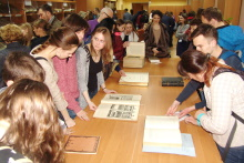 Читальный зал редких книг и рукописей ЦНБ НАН Беларуси