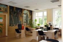 Читальный зал естественных и технических наук ЦНБ НАН Беларуси